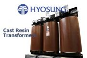 Dry type Transformer (HYOSUNG)