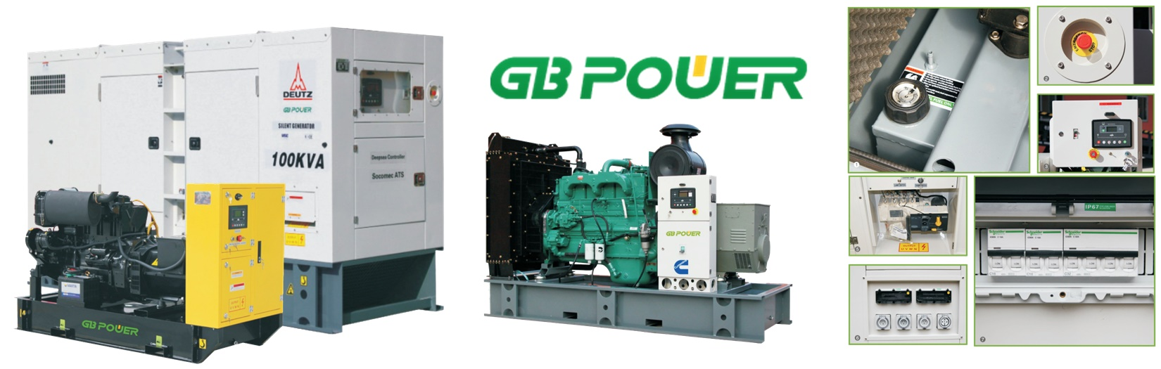 GB POWER GENERATOR